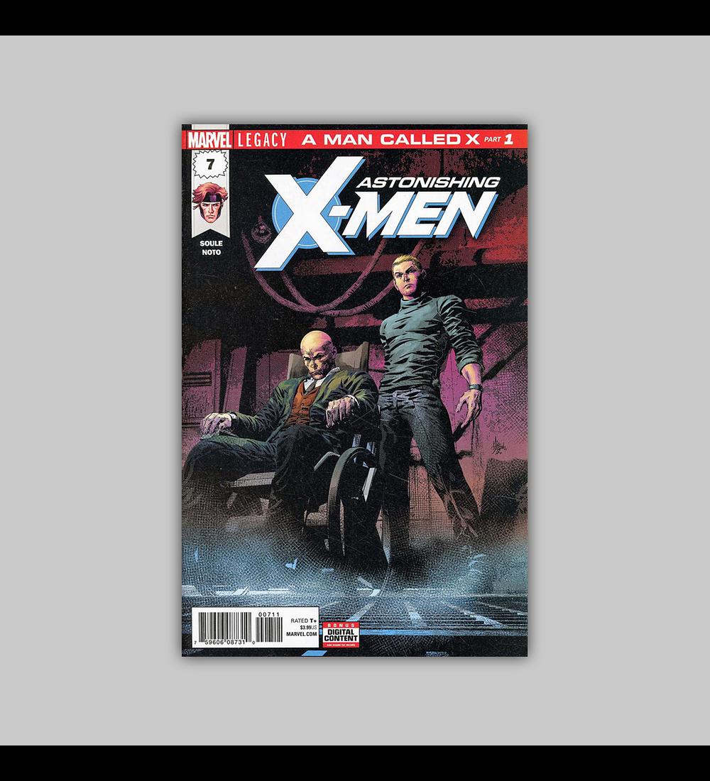 Astonishing X-Men (Vol. 2) 7 2018