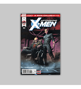 Astonishing X-Men (Vol. 2) 7 2018