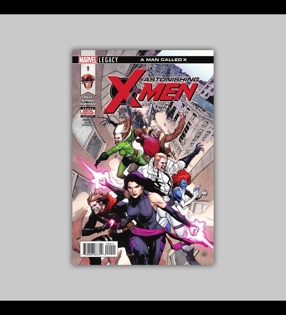 Astonishing X-Men (Vol. 2) 9 2018