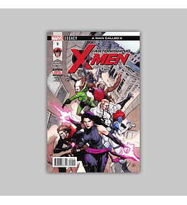 Astonishing X-Men (Vol. 2) 9 2018