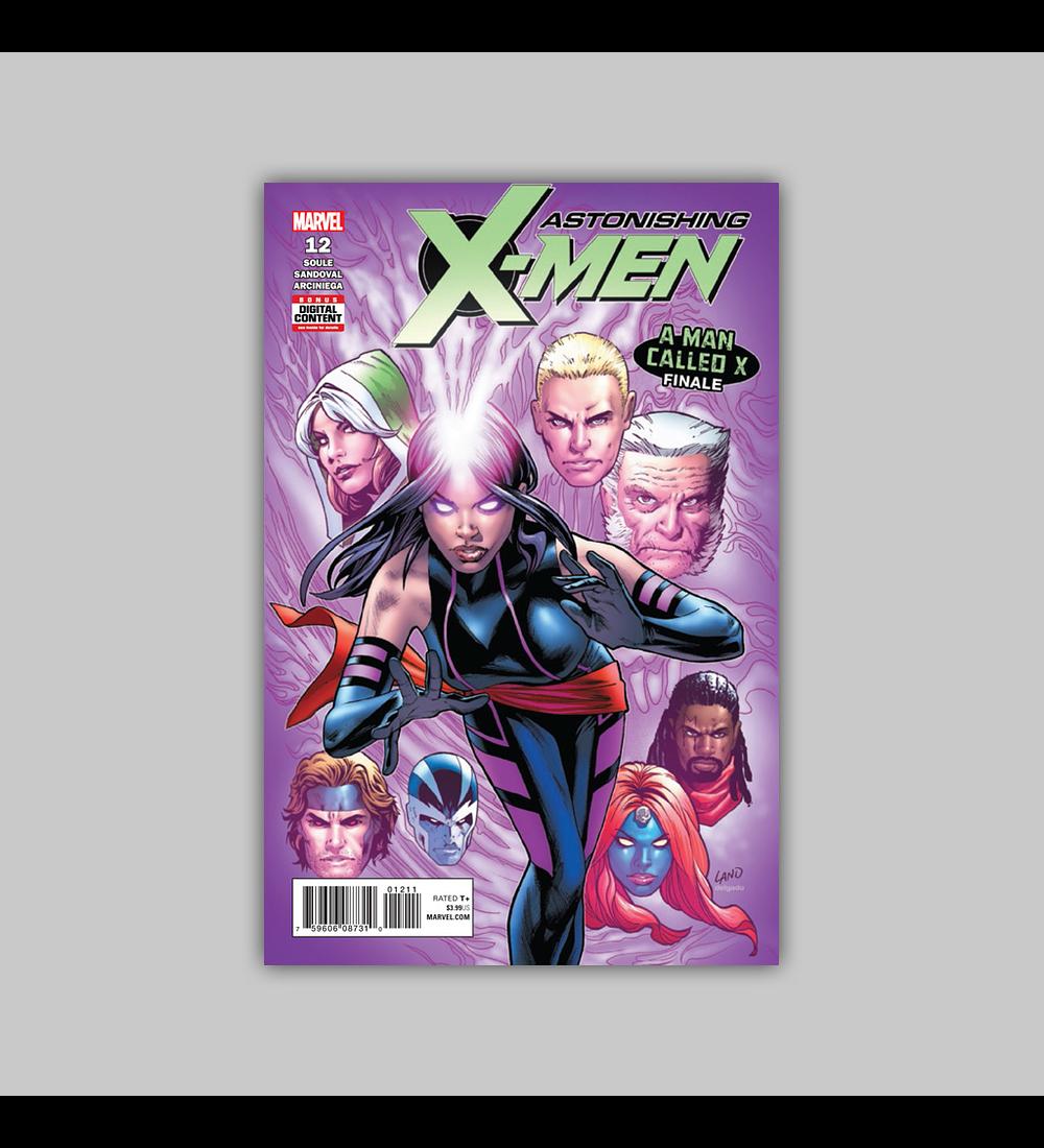 Astonishing X-Men (Vol. 2) 12 2018