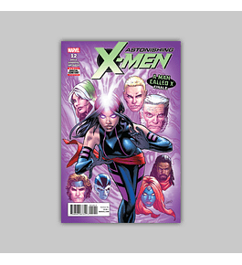 Astonishing X-Men (Vol. 2) 12 2018