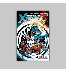 Astonishing X-Men (Vol. 2) 13 2018