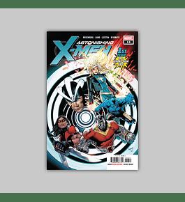 Astonishing X-Men (Vol. 2) 13 2018