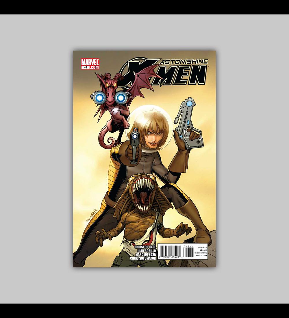 Astonishing X-Men 42 2011