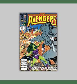 Avengers 286 1987