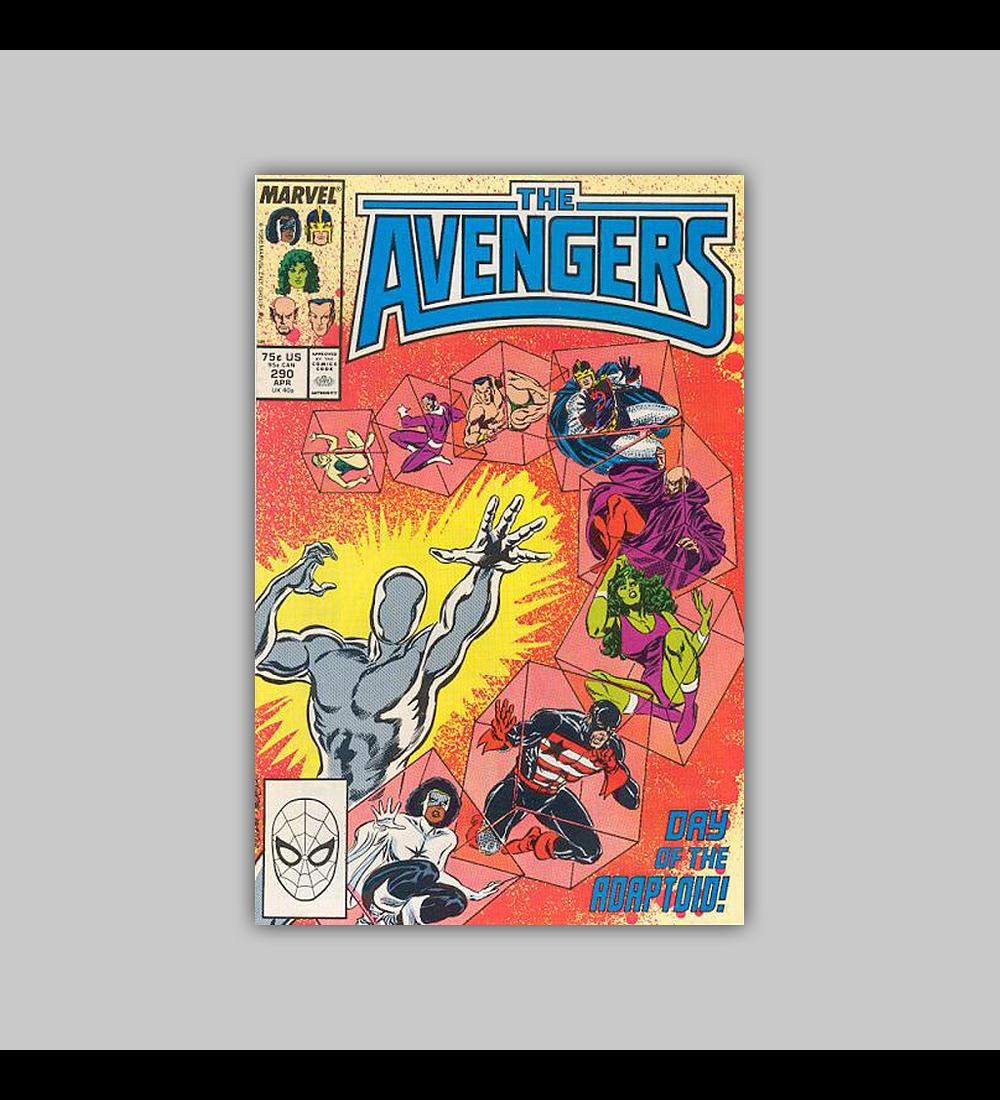Avengers 290 1988