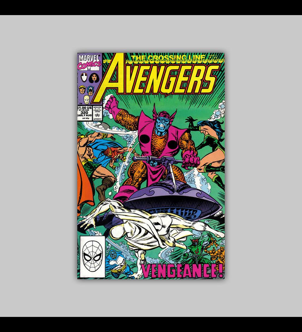 Avengers 320 1990