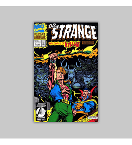 Dr. Strange Annual 3 Polybagged 1993