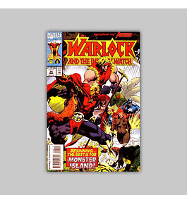 Warlock and the Infinity Watch 26 1994