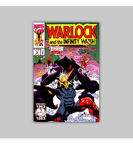 Warlock and the Infinity Watch 16 1993