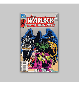Warlock and the Infinity Watch 34 1994