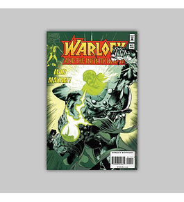 Warlock and the Infinity Watch 41 1995