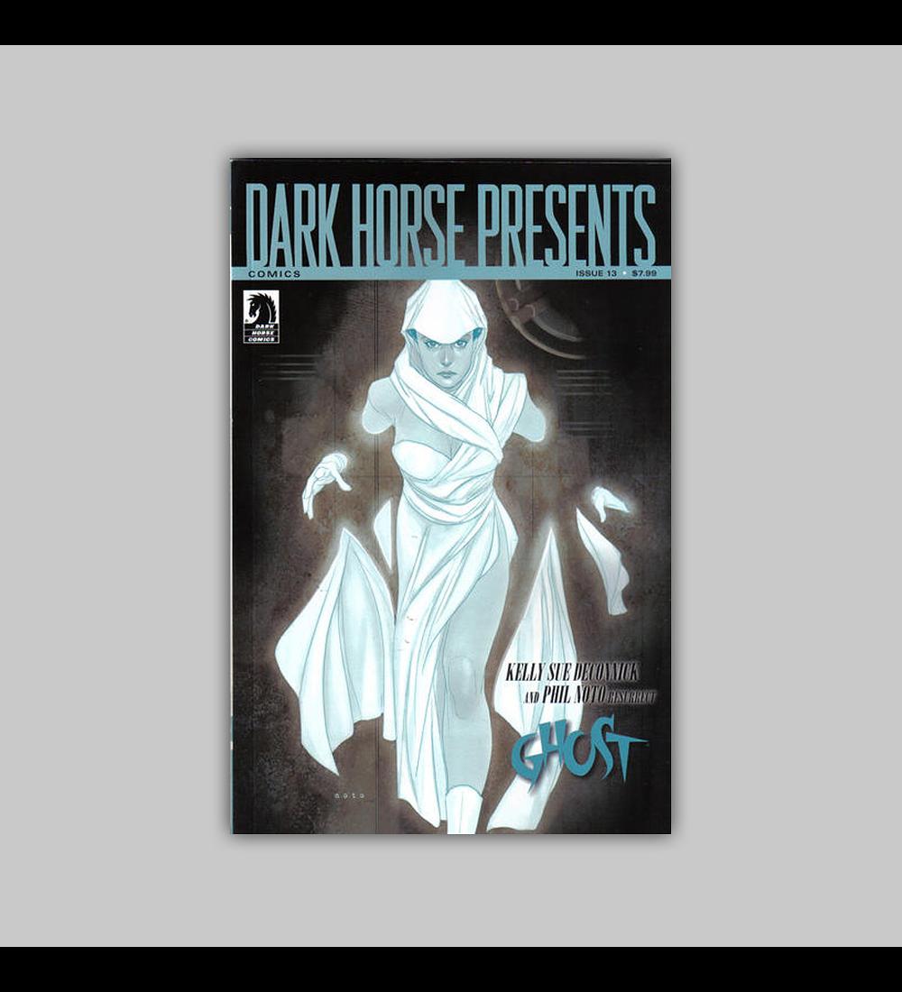 Dark Horse Presents (Vol. 2) 13 2012