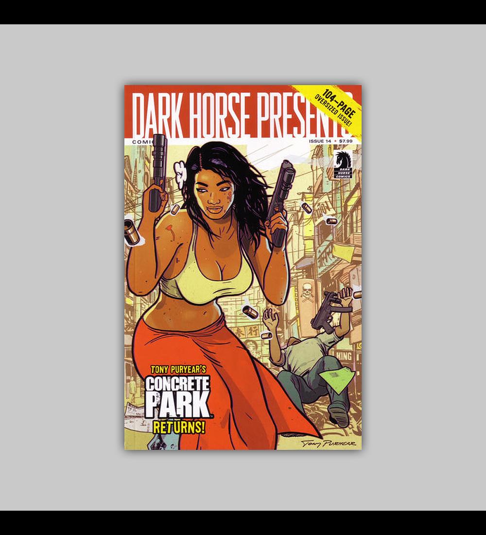 Dark Horse Presents (Vol. 2) 14 2012