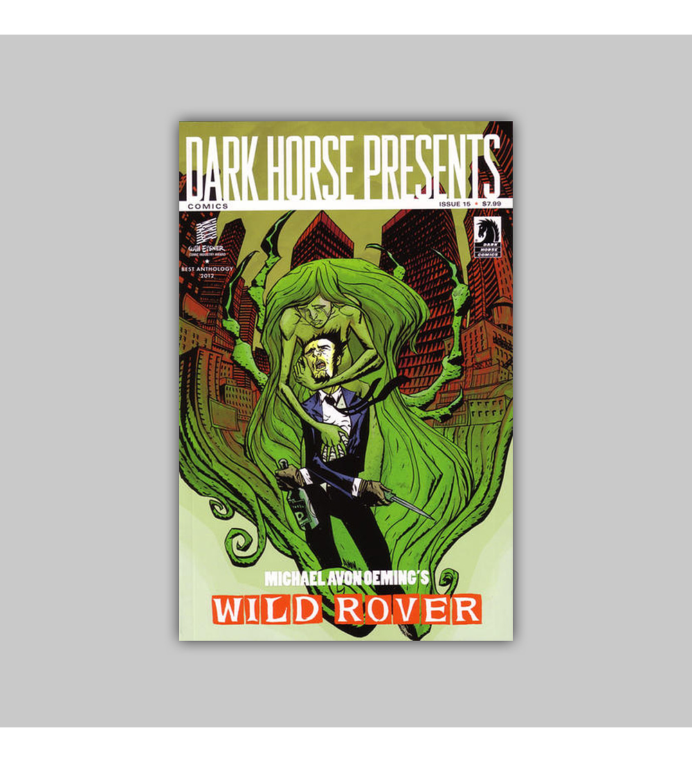 Dark Horse Presents (Vol. 2) 15 2012