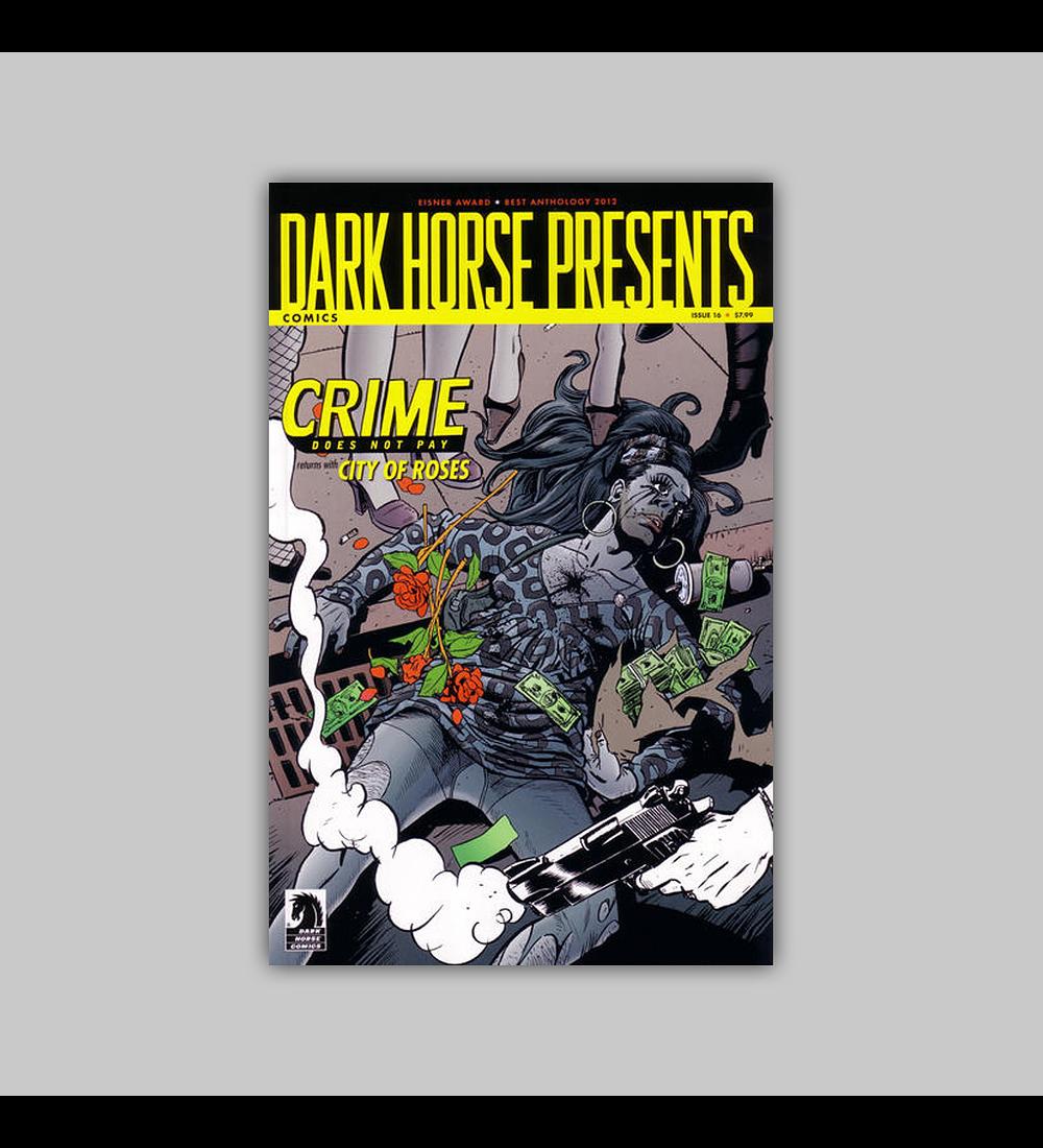 Dark Horse Presents (Vol. 2) 16 2012