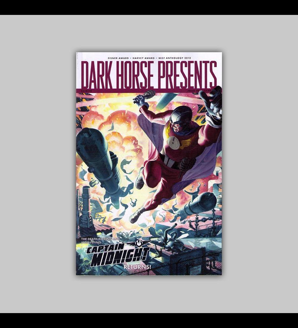 Dark Horse Presents (Vol. 2) 18 2012