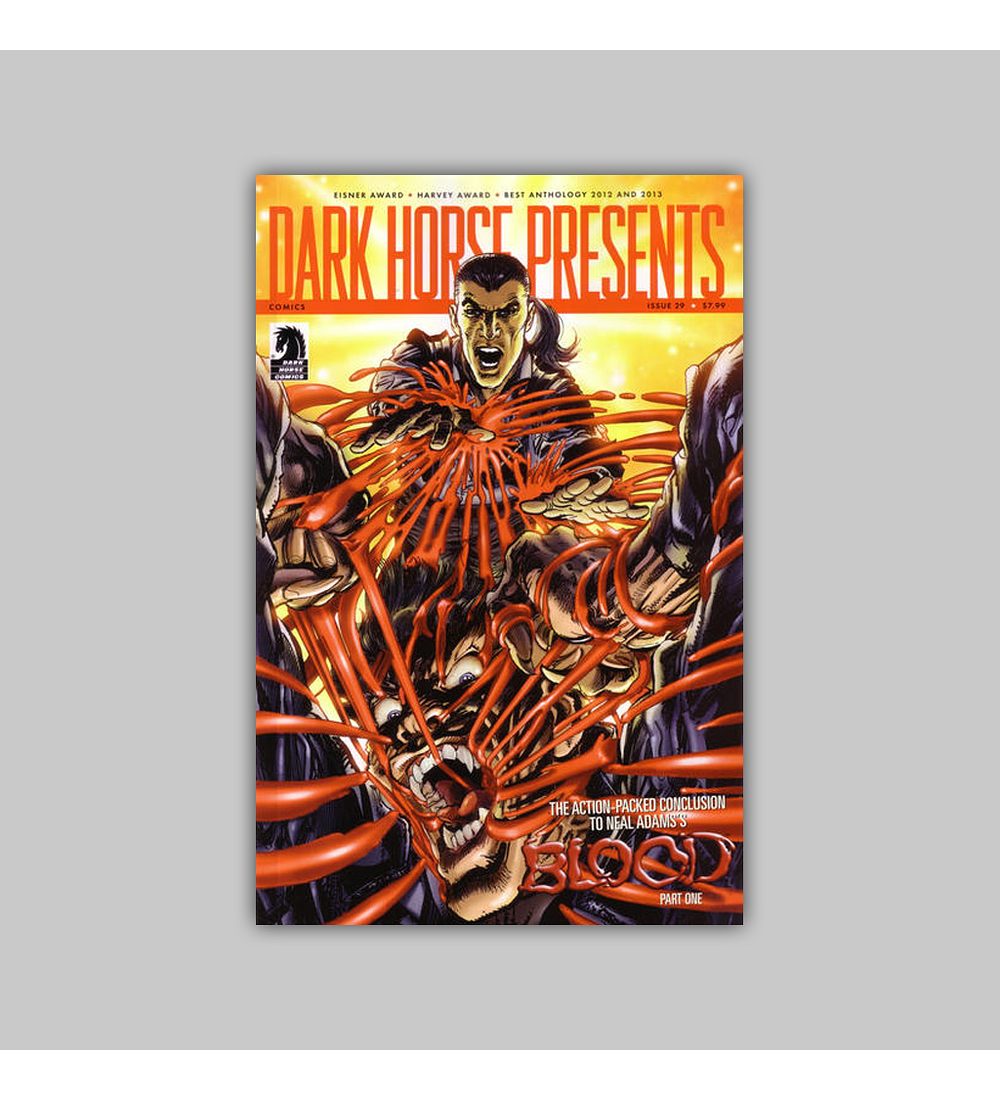 Dark Horse Presents (Vol. 2) 29 2013