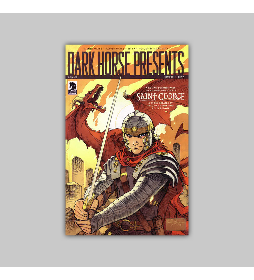 Dark Horse Presents (Vol. 2) 30 2013
