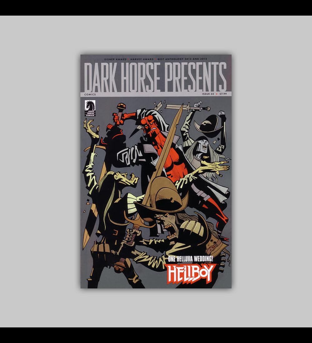 Dark Horse Presents (Vol. 2) 32 2014