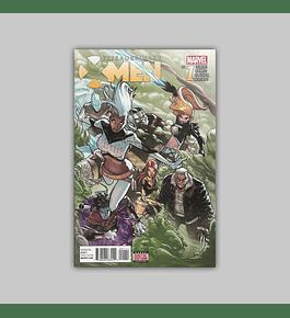 Extraordinary X-Men 1 2015