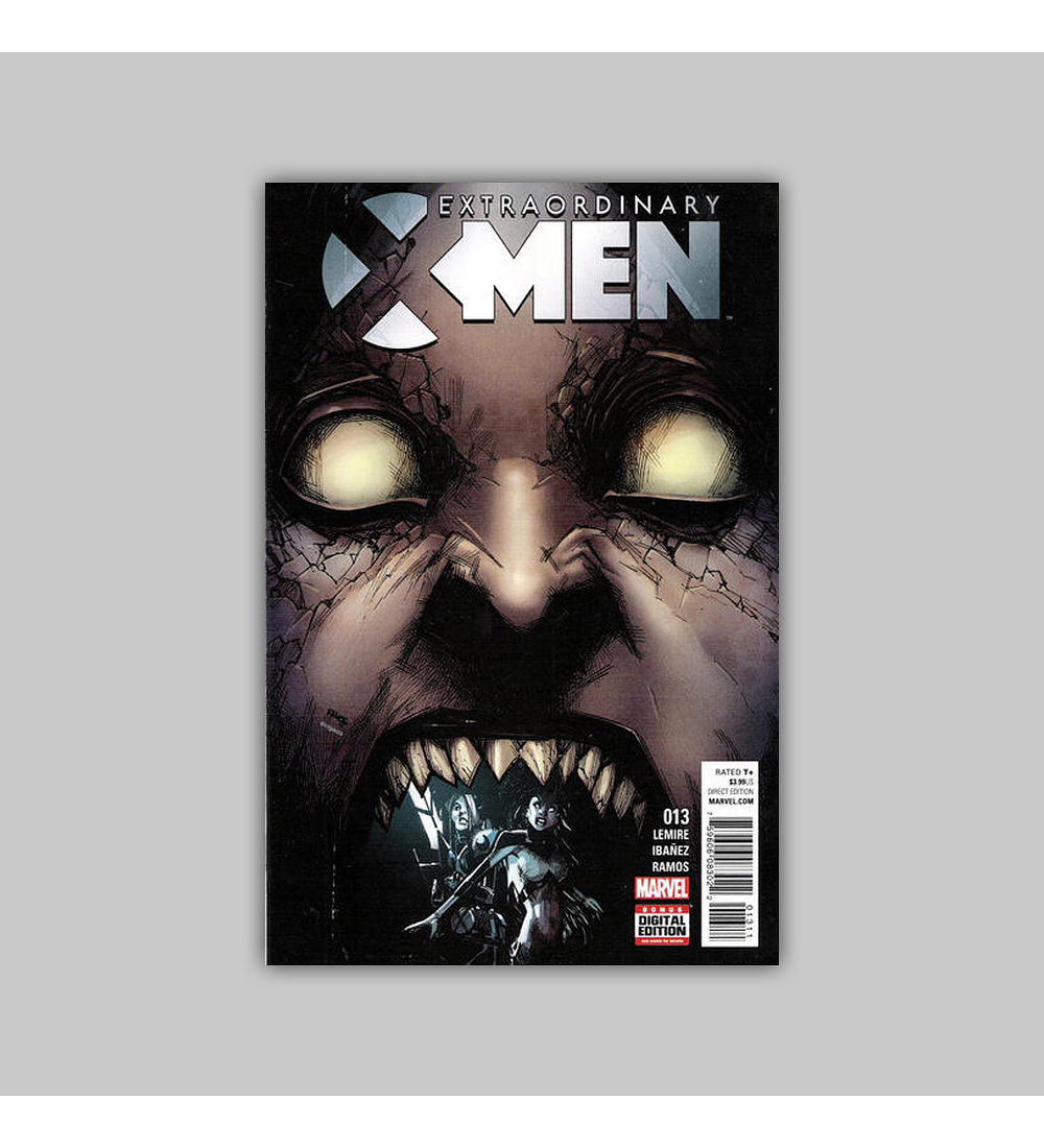 Extraordinary X-Men 13 2016