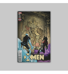 Extraordinary X-Men 14 2016