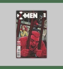 Extraordinary X-Men Annual 1 2016