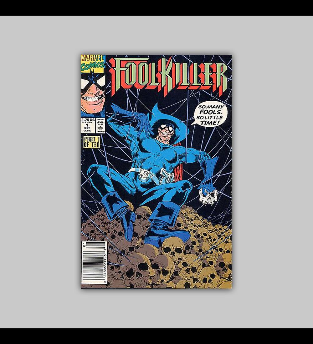 Foolkiller 1 1990