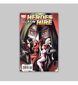 Heroes For Hire (Vol. 2) 8 2007