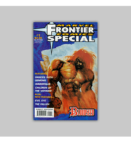 Marvel Frontier Comics Unlimited 1 1994