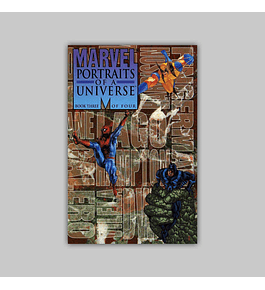 Marvel: Portraits of a Universe 3 1995
