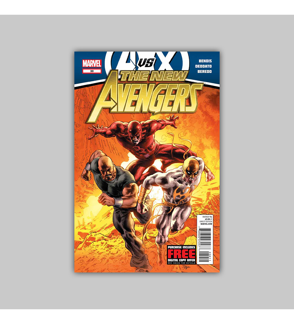 New Avengers (Vol. 2) 30 2012