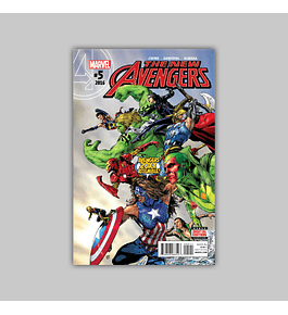 New Avengers (Vol. 4) 5 2016