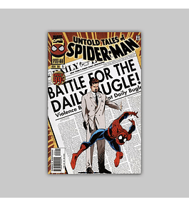 Untold Tales of Spider-Man 15 1996