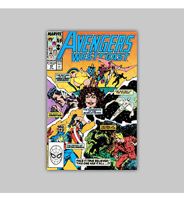 West Coast Avengers (Vol. 2) 49 VF/NM (9.0) 1989