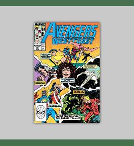 West Coast Avengers (Vol. 2) 49 VF/NM (9.0) 1989