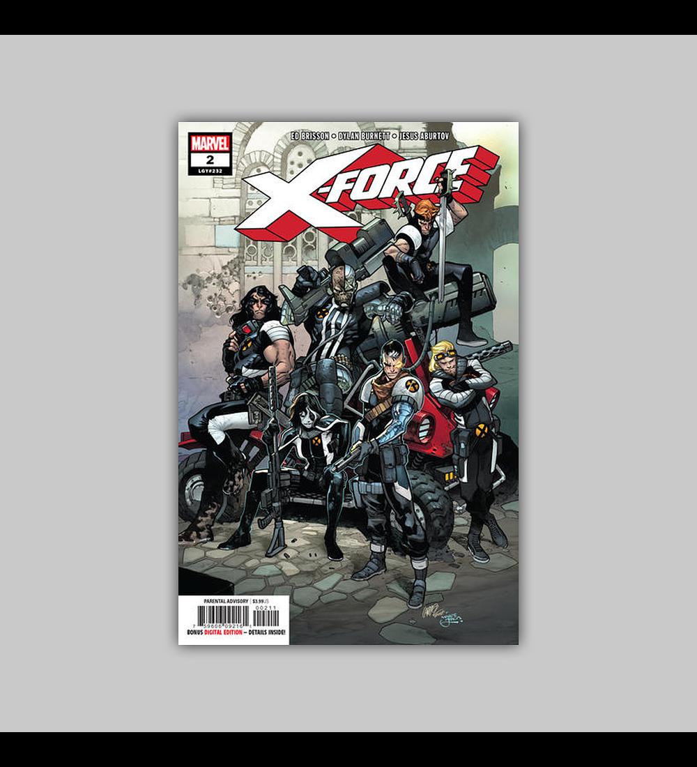 X-Force (Vol. 5) 2 2019