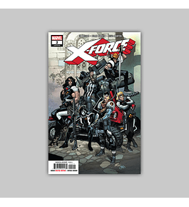 X-Force (Vol. 5) 2 2019