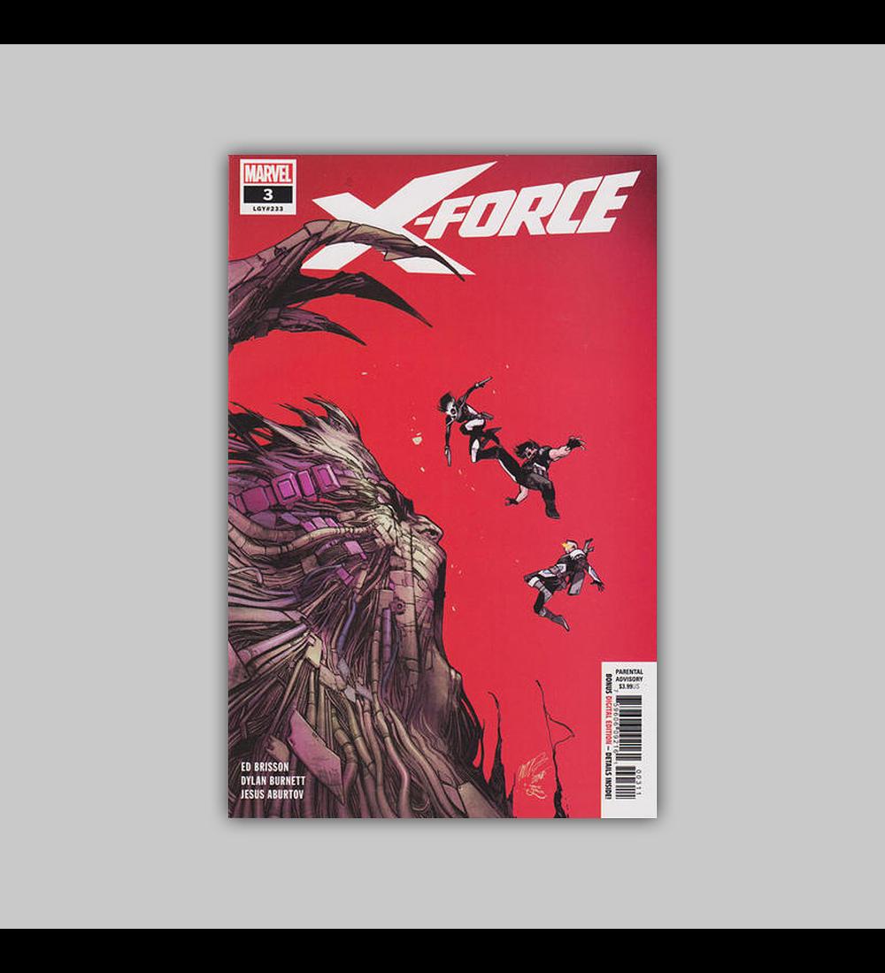 X-Force (Vol. 5) 3 2019