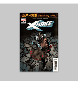 X-Force (Vol. 5) 4 2019