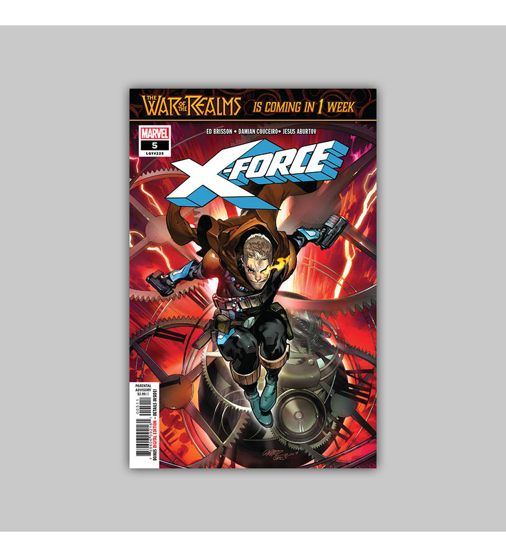 X-Force (Vol. 5) 5 2019