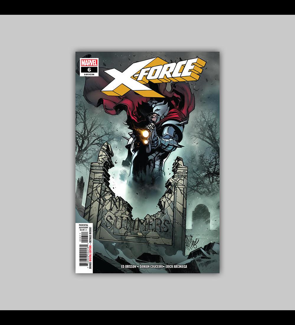 X-Force (Vol. 5) 6 2019