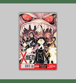 X-Men (Vol. 3) 26 2015