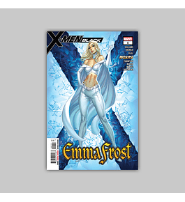 X-Men Black: Emma Frost 1 2018