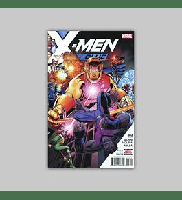 X-Men: Blue 3 2017