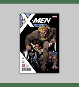 X-Men: Blue 5 2017