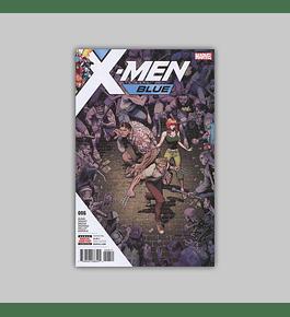X-Men: Blue 6 2017