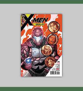 X-Men: Gold 5 2017